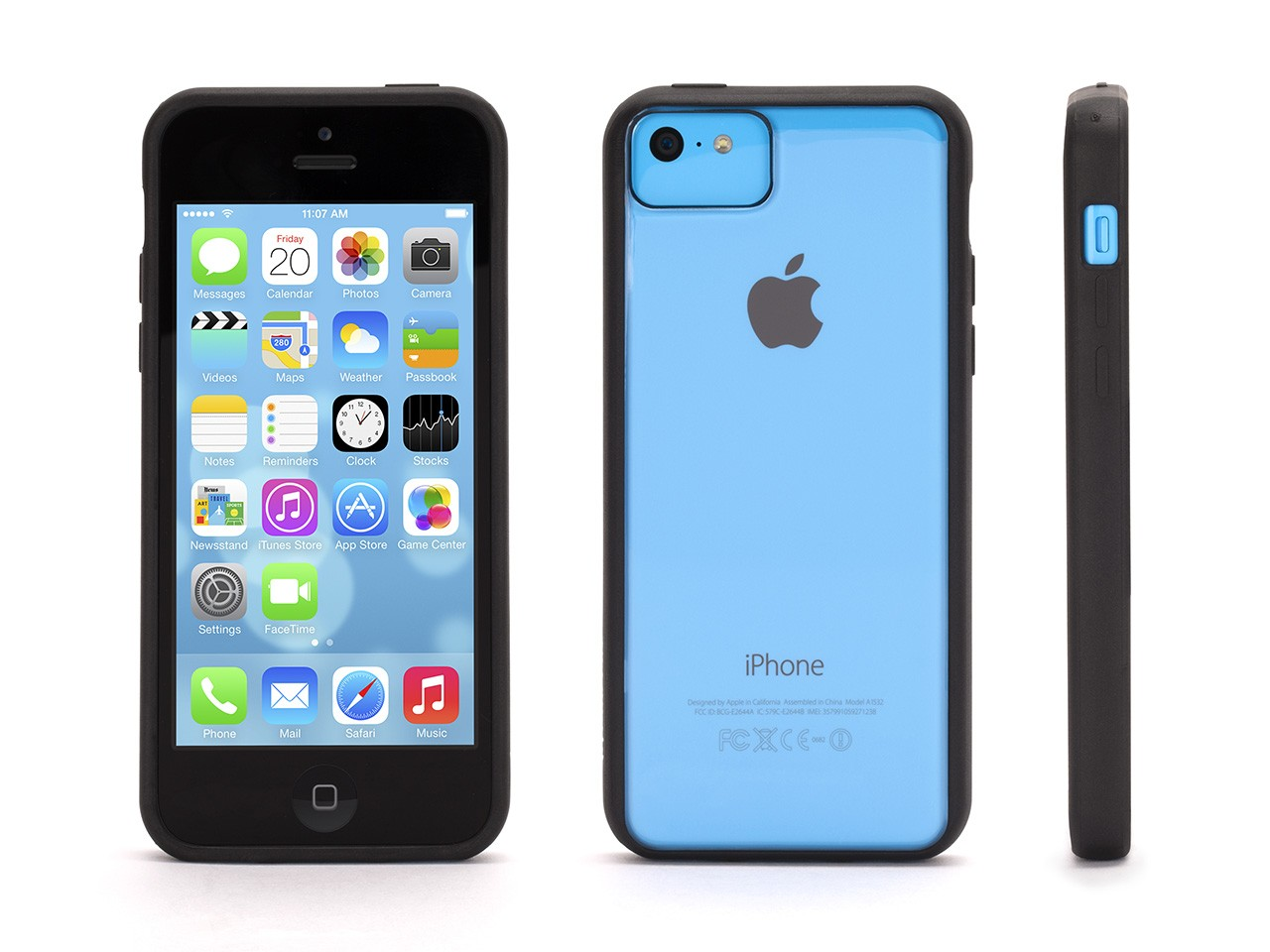 Griffin IPhone 5c Reveal Case | Buytec.co.uk